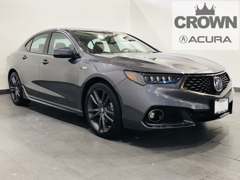 Pre-Owned 2019 Acura TLX 2.4L Technology Pkg w/A-Spec Pkg