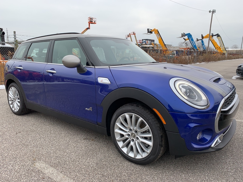 New 2019 Mini Clubman Awd Clubman In Cleveland Mkg04907 Mini Of