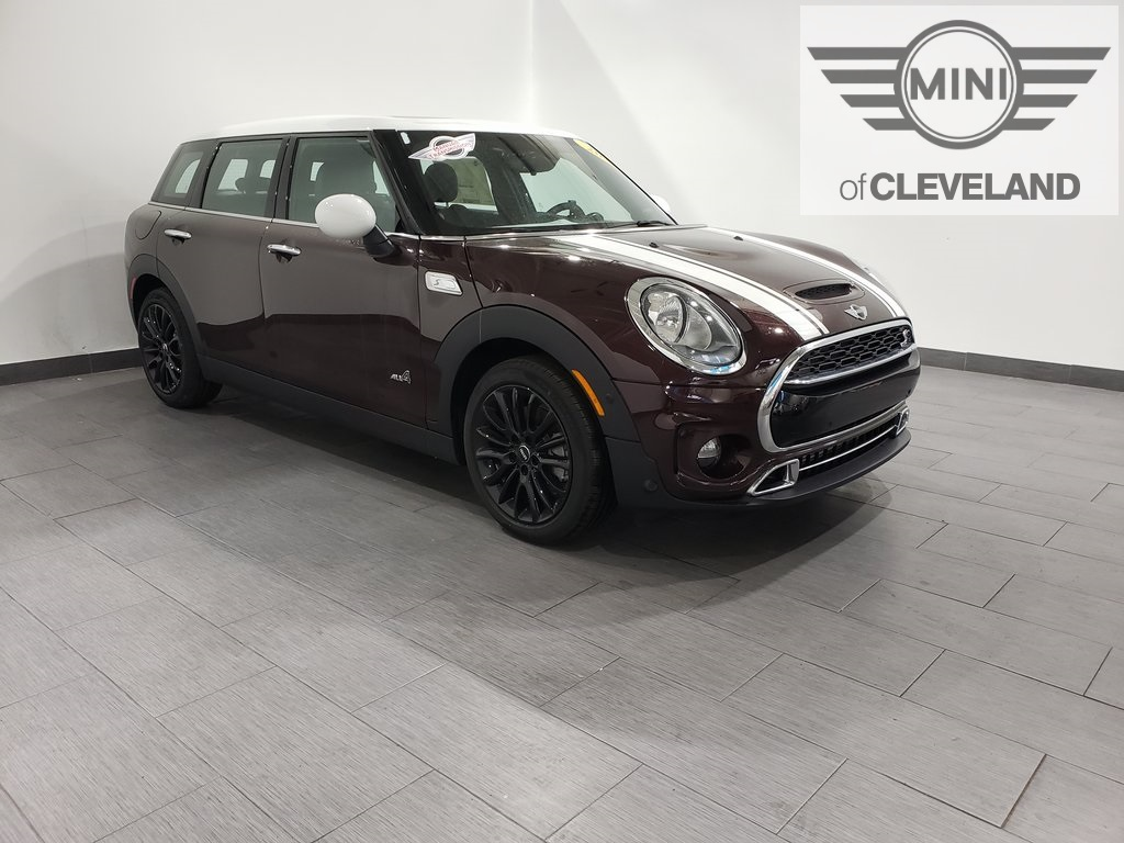 Pre-Owned 2018 MINI Clubman Cooper S