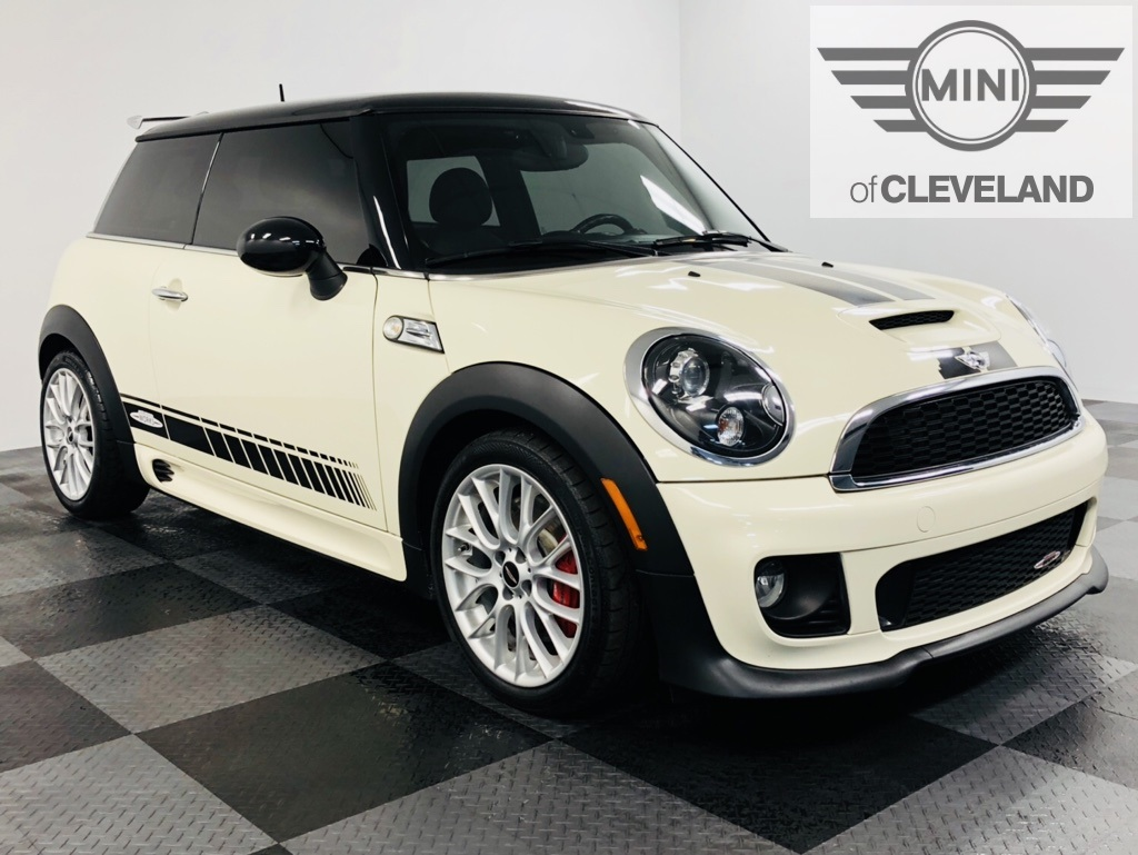 Pre-Owned 2013 MINI John Cooper Works Base