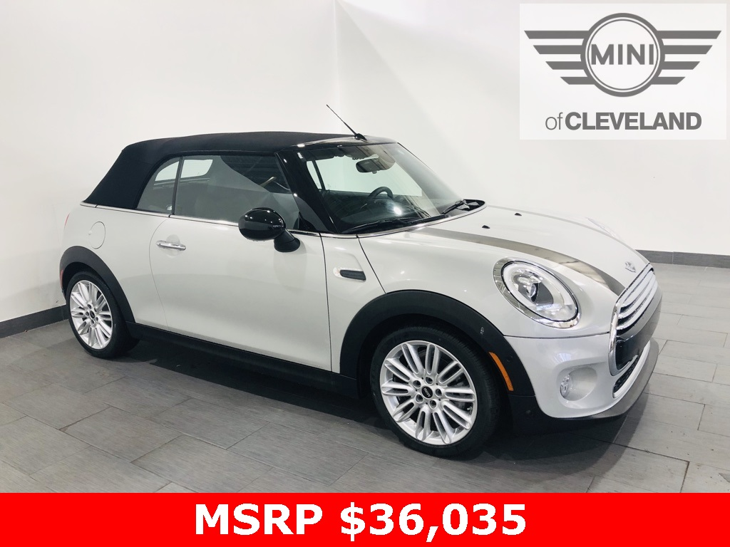 Pre-Owned 2018 MINI Convertible Cooper