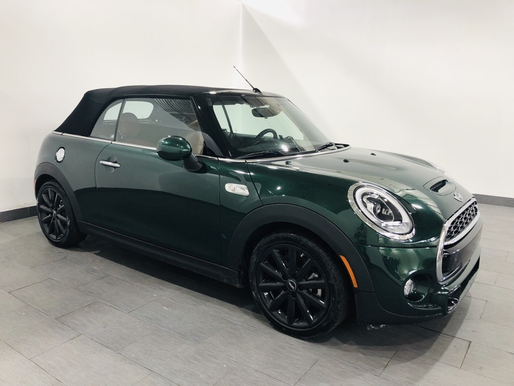 Pre-Owned 2018 MINI Convertible Cooper S