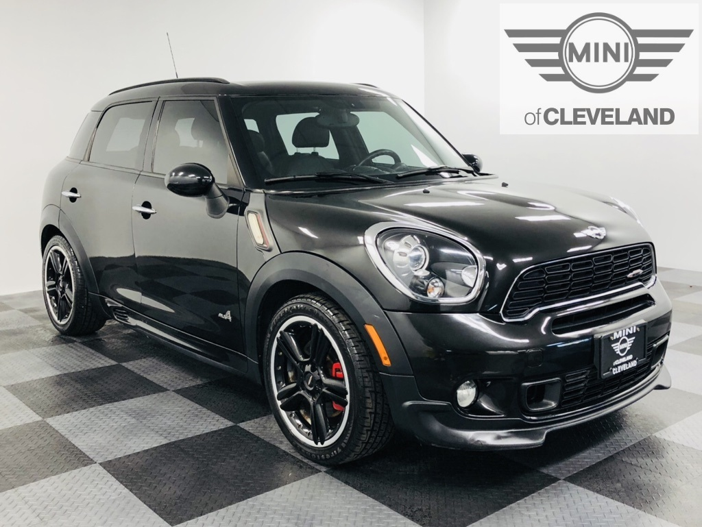 Pre-Owned 2013 MINI John Cooper Works Countryman Base