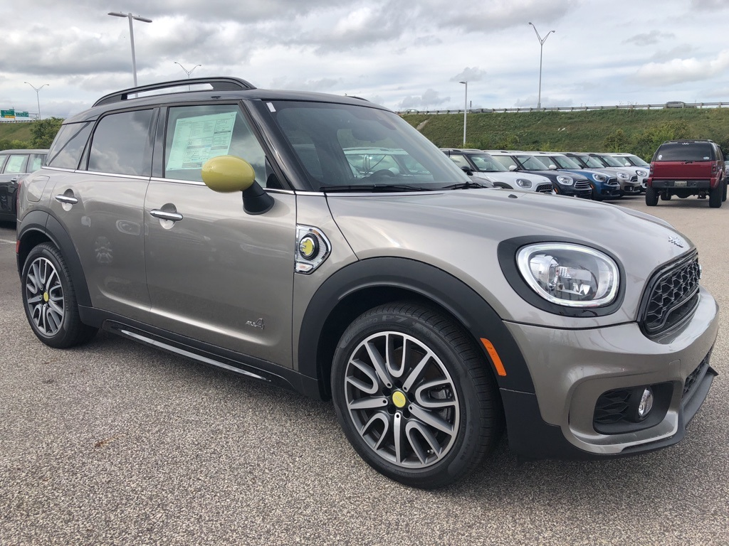 New 2019 Mini Cooper S E Countryman