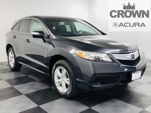 Pre-Owned 2015 Acura RDX Base