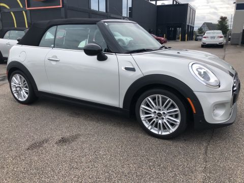 New 2018 MINI Convertible Cooper