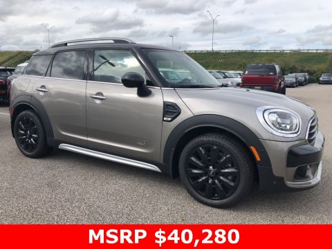 Pre-Owned 2018 MINI Countryman Cooper